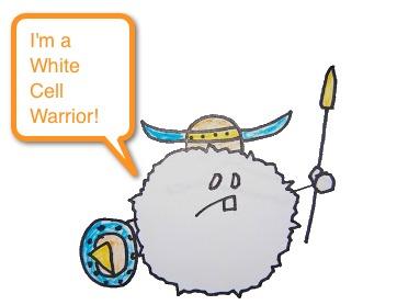 White Cell Warrior