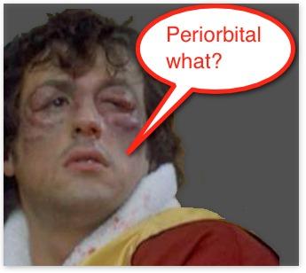Periorbital