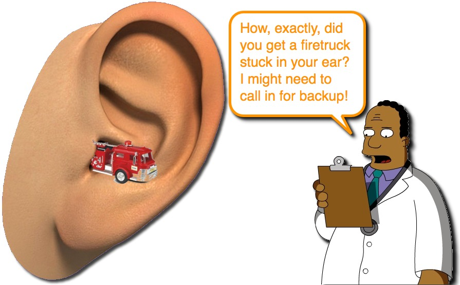 Ear Foreign Body