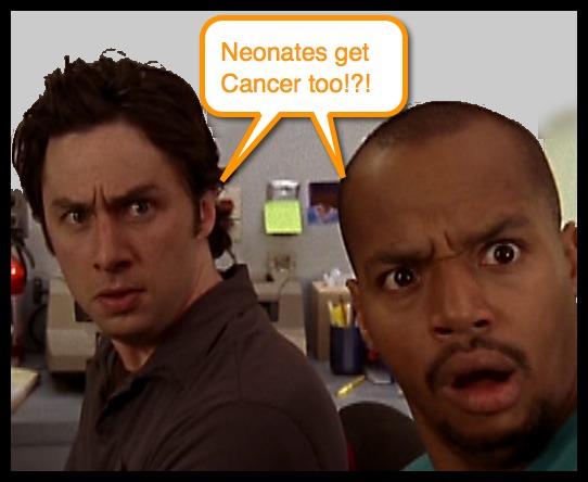 Neonatal Leukemia