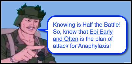 Epi Early and Often