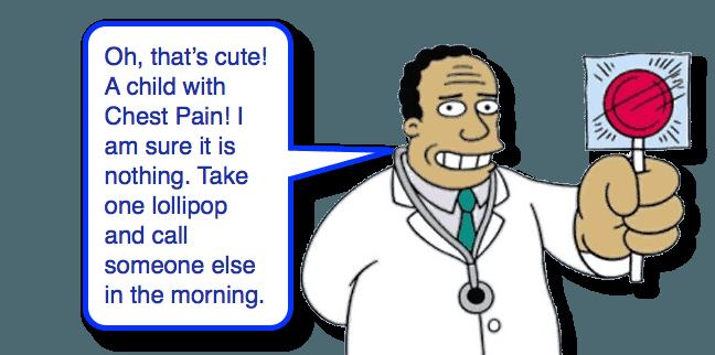 Chest Pain 2