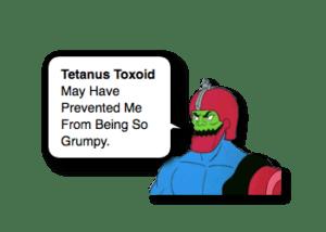 Tetanus Prevention