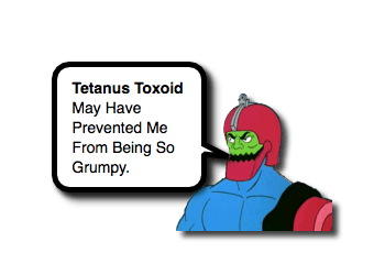 Tetanus Prevention