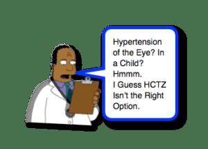 Pediatric Traumatic Glaucoma