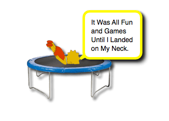 Pediatric Trampoline Injuries