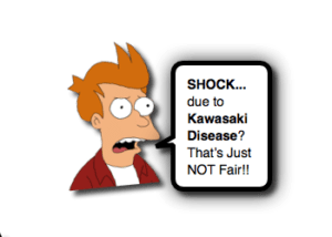 Kawasaki Disease Shock Syndrome