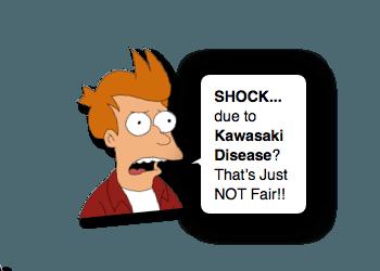 Kawasaki Disease Shock Syndrome