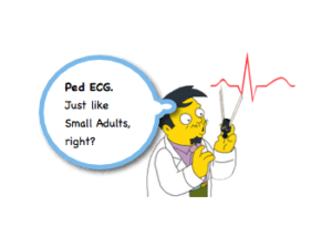 Pediatric ECG
