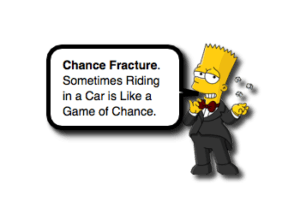 Pediatric Chance Fractures