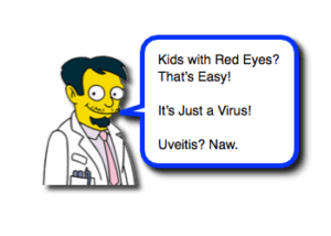 Uveitis in Children