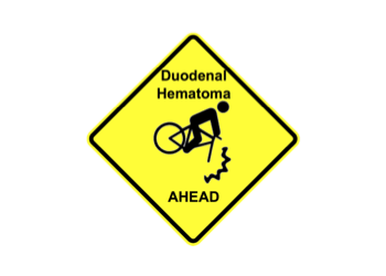 Pediatric Duodenal Hematoma