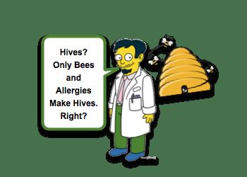 Pediatric Urticaria — Pediatric EM Morsels