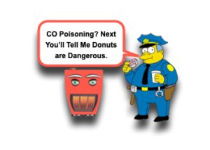 Carbon Monoxide Poisoning in Children