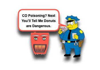 Carbon Monoxide Poisoning in Children
