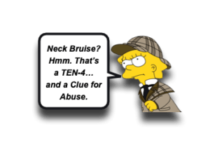 Sentinel Bruising and Abusive Injury