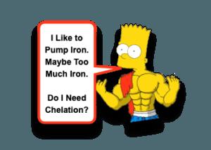 Iron Toxicity in Children