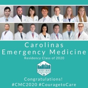 Carolinas Medical Center Class of 2020