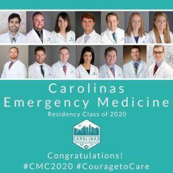 Carolinas Medical Center Class of 2020