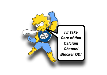 Calcium Channel Blocker Overdose in Children