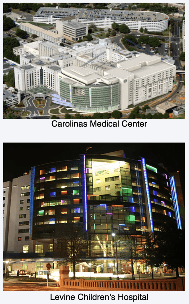 Carolinas Medical Center & Levine Children's Hospital