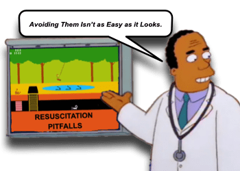 Pediatric Resuscitation Pitfalls