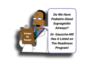 Pediatric Readiness Program